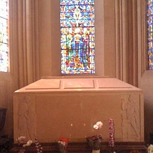 Michael Jackson's Gravesite in the Mausoleum at Forestlawn in Gendale, CA